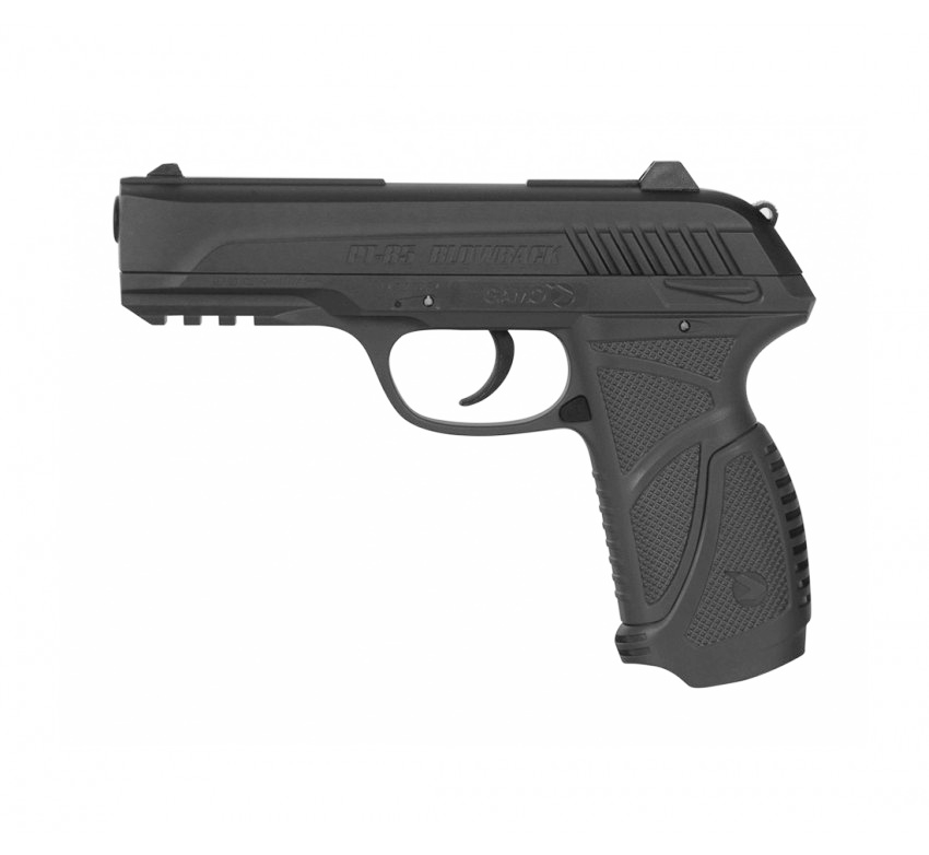 PISTOLA CO2 GAMO PT-85 BLOWBACK 4,5MM,ARMAS DE CO2,TIRO ESPORTIVO