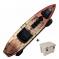 SAMURAI FISHING COMBO UP/PRO - WOODS - ARMAS DE FOGO - CAIAQUE SAMURAI COMBO